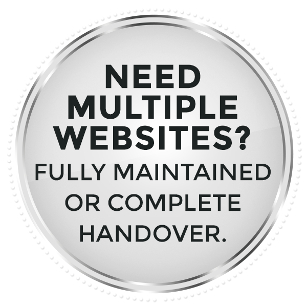 Need multiple websites?