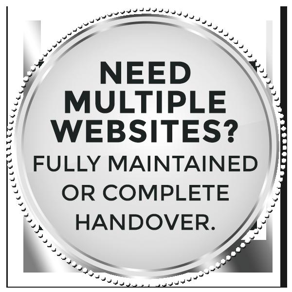 Need multiple websites?